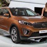 Kia Sorento третьей версии появится в России не позднее 2015 года