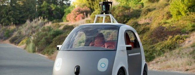 Беспилотный автомобиль от Google
