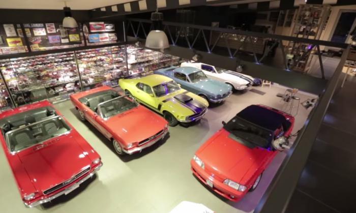 Коллекция Ford Mustang