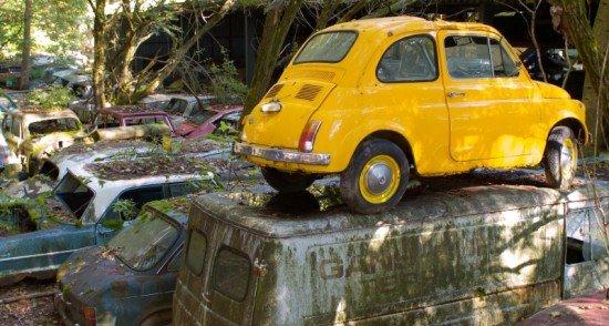 Новая программа утилизации автомобилей