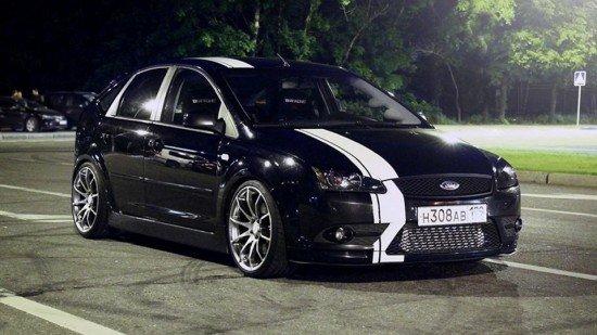 Рестайлинг Форд Фокус 2