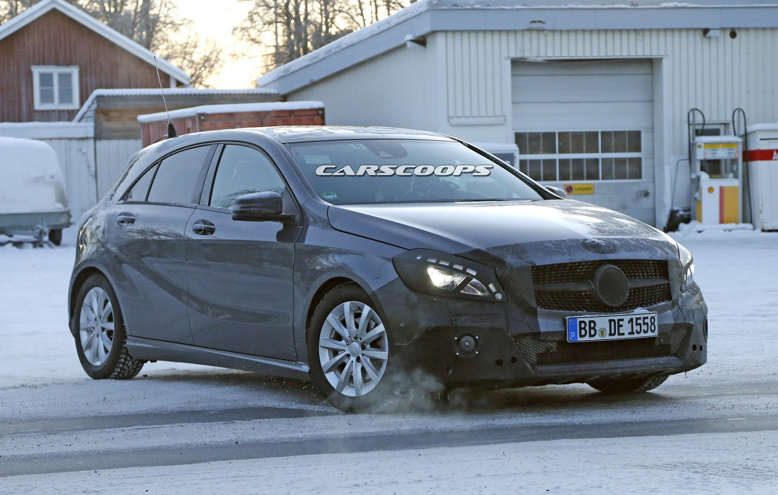 Mercedes-Benz A-сlas
