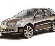 Cadillac кроссовер