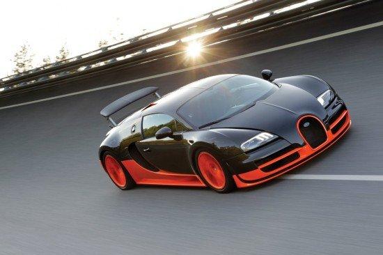 Buggarri Veyron Super Sport