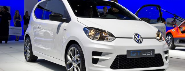 vw up gt