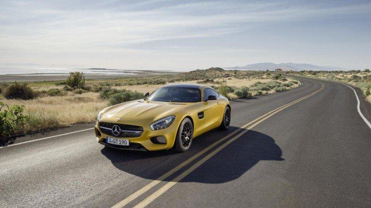 AMG GT S от компании Mercedes-Benz