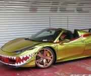 Golden Shark