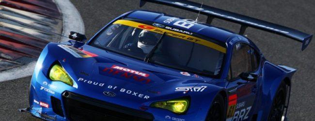 Subaru BRZ GT30