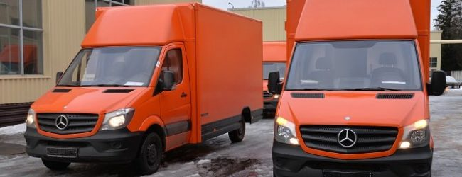 фургоны BORK