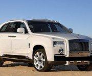 Кроссовер Rolls-Royce