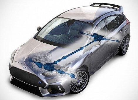 Полный привод от Focus RS