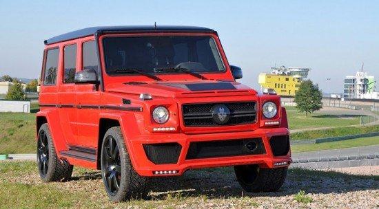 GSC // Mercedes-Benz G 63 AMG