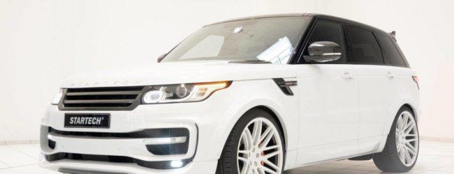Range Rover LWB Startech