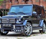 ART G Streetline 65 Wide Body // Mercedes-Benz G65 AMG