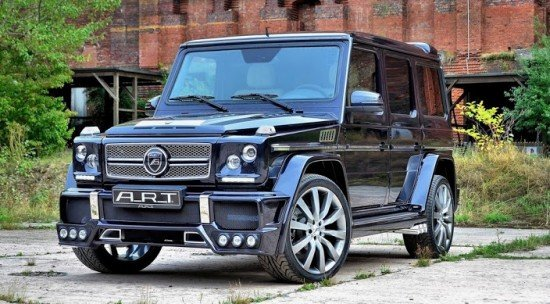 ART G Streetline 65 Wide Body // Mercedes-Benz G65 AMG