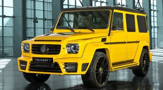 Mansory Gronos // Mercedes-Benz G 63 AMG