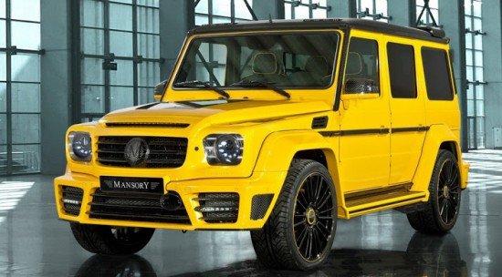 Mansory Gronos // Mercedes-Benz G 63 AMG
