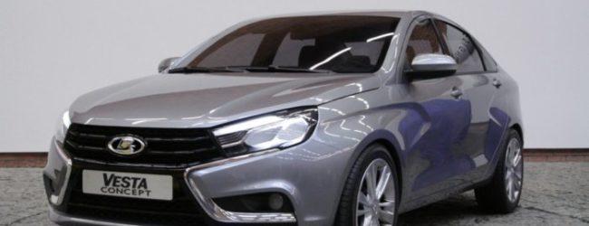 АвтоВАЗ LADA Vesta