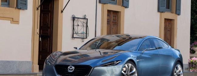 Mazda 6 купе
