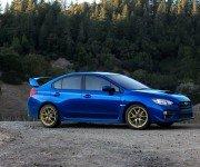 Subaru Motor 2015 Subaru WRX STI