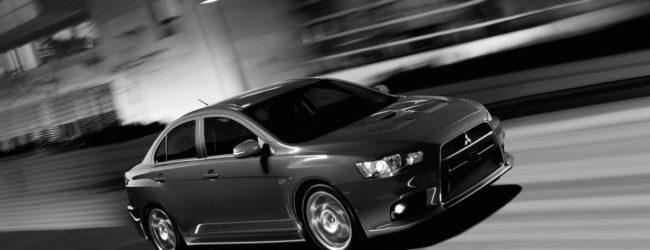 Mitsubishi Lancer Evolution X Final concept