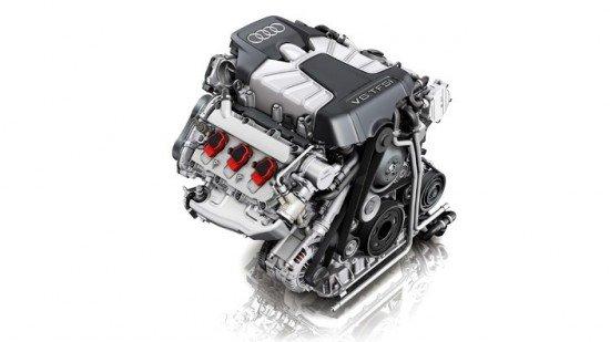 Силовые агрегаты Audi A6 2015