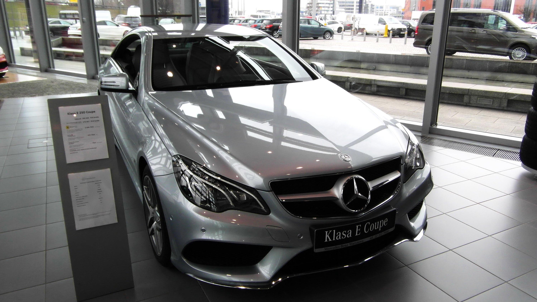 Mercedes-Benz E-Class 2015