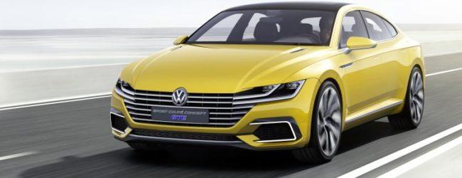 На Женевском автосалоне дебютировал гибридный прототип Sport Coupe Concept GTE.