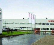 nissan санкт-петербург завод