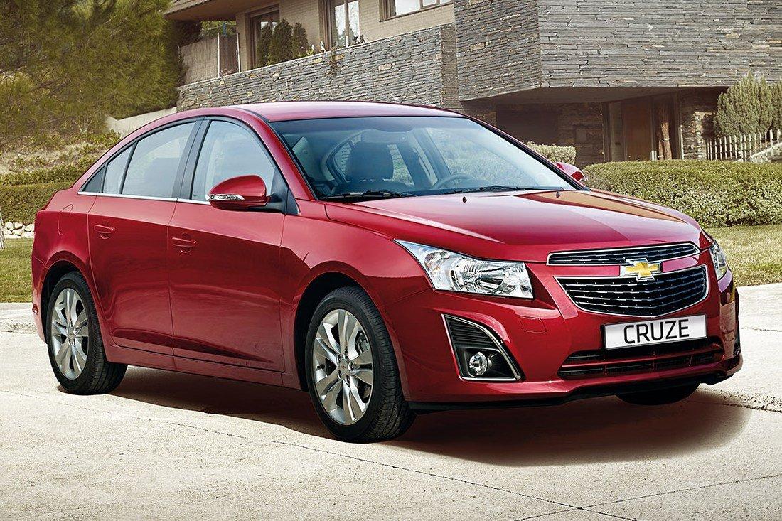 Chevrolet и Opel