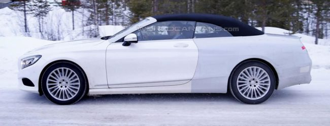 Mercedes S-класса