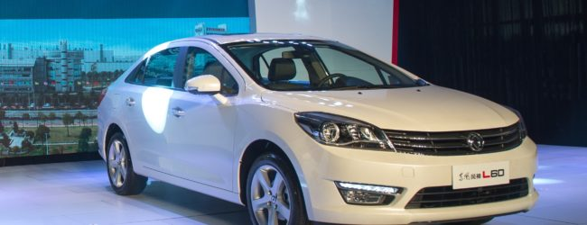 Dongfeng Fengshen L60