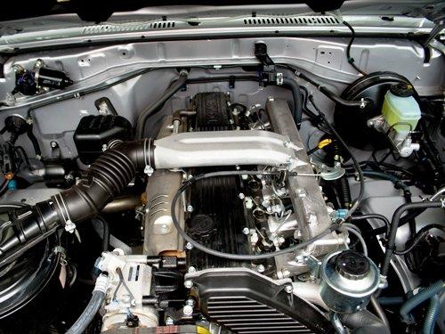 Toyota Land Cruiser Prado: под капотом