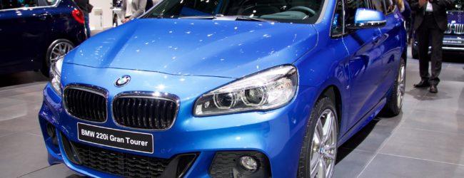 BMW 2-Серии Gran Tourer