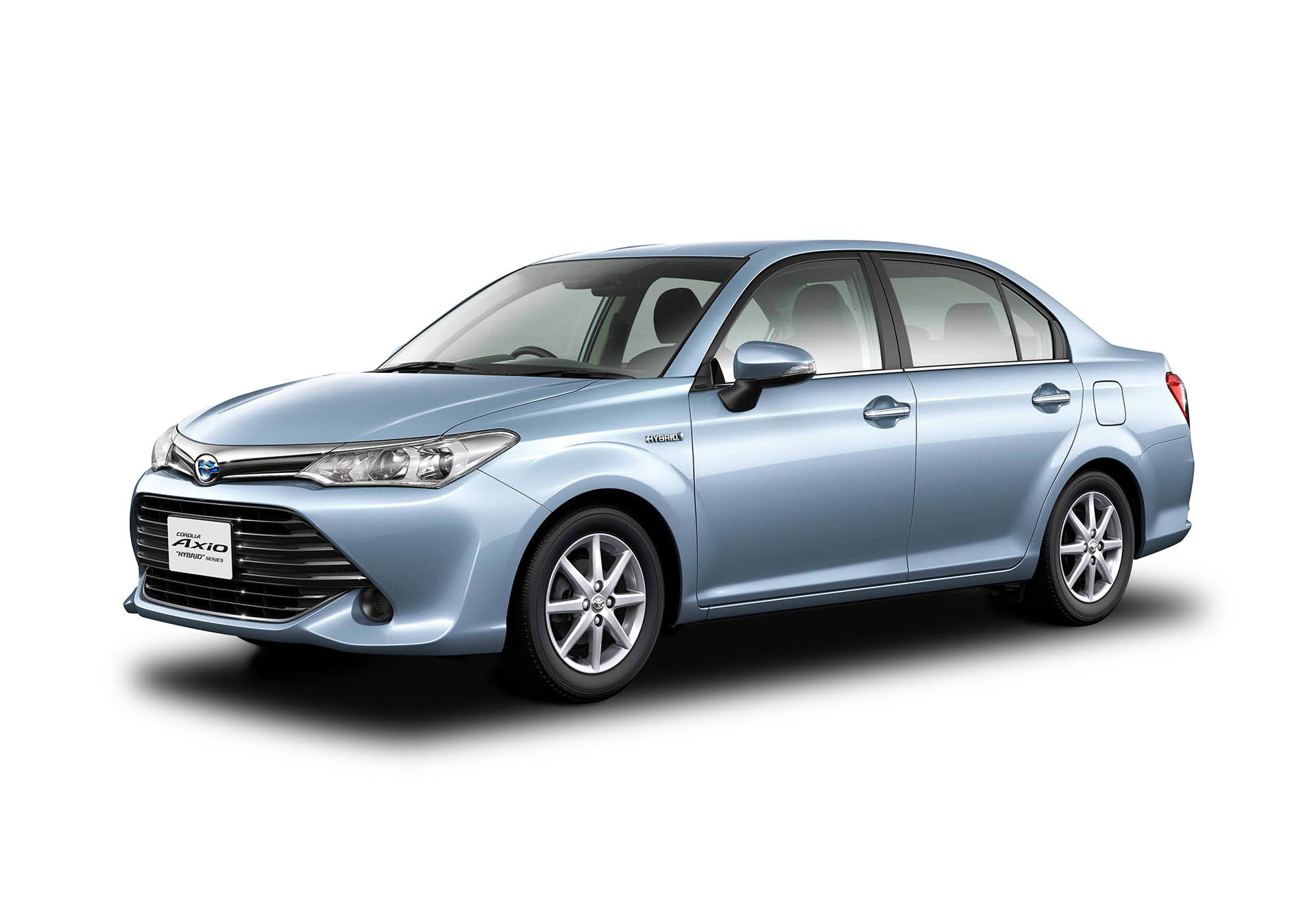 Toyota Corolla Axio и Toyota Corolla Fielder