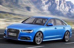 Автомобиль Audi A6 2015