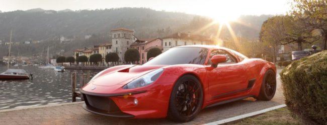 Новый итальянский ATS 2500 GT