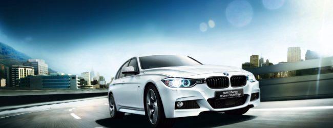 """Новая """"тройка"""" BMW для японского покупателя"""