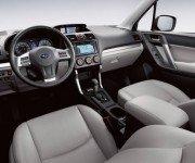 Салон Subaru Forester 2015-2016