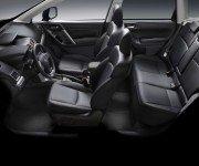 Интерьер салона Subaru Forester 2015-2016