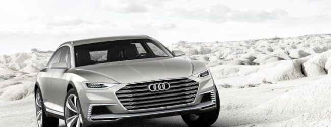 Супер-гибрид Audi Prologue Allroad Concept