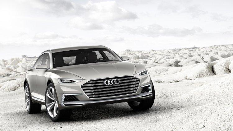 Супер-гибрид Audi Prologue Allroad Concept