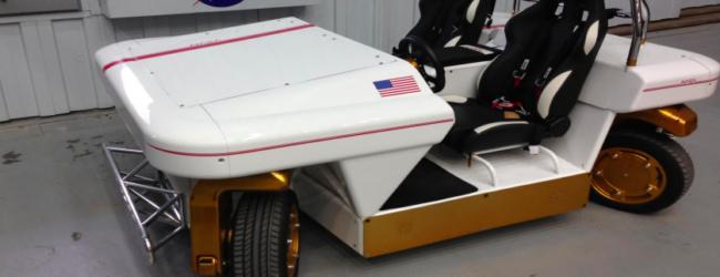 Автомобиль будущего от Nasa