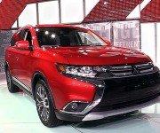 рестайлинг Mitsubishi Outlander 2016