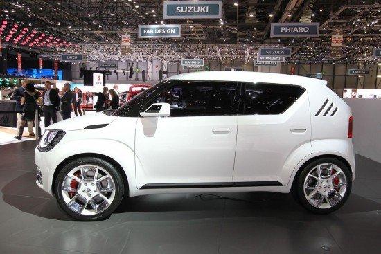 Suzuki IM-4 Concept