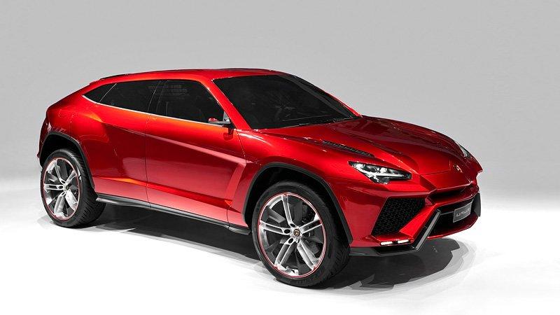 Lamborghini начинает производство нового кроссовера Urus
