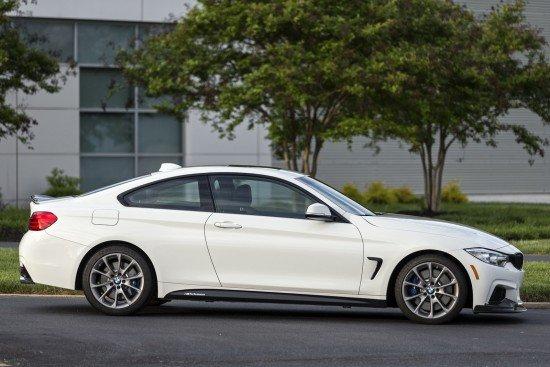 BMW 435i ZHP 2015
