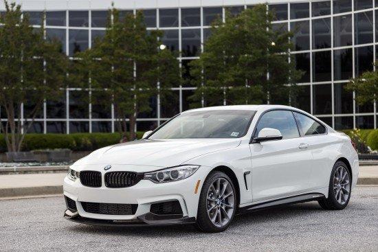 Новый BMW 435i ZHP