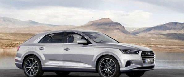 Новинка Audi Q8