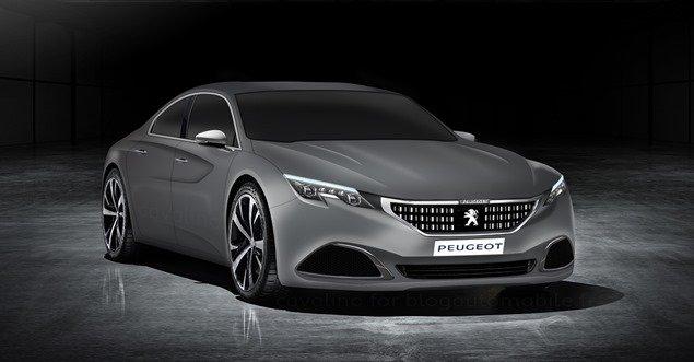 Peugeot Exalt Concept 2015